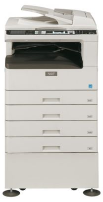 Sharp MXM182D 18 Kopya A3 Siyah Beyaz Fotokopi Makinası