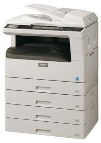 Sharp AR5618G 18 kopya A3 Siyah Beyaz Fotokopi Makinası