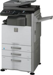 Sharp MX2614N 26 kopya A3 Renkli Fotokopi Makinası