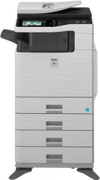 Sharp MXC312 31 kopya A4 Renkli Fotokopi Makinası