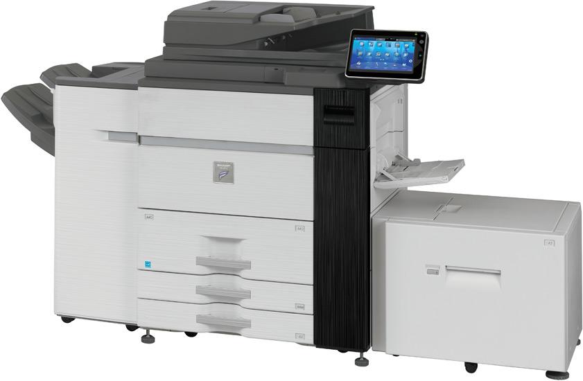 Sharp MXM905 90 kopya A3 Siyah Beyaz Fotokopi Makinası