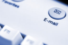 Email Status and Alert