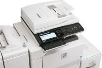 Sharp MXM753U 75 kopya A3 Siyah Beyaz Fotokopi Makinası