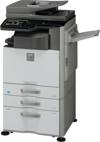 Sharp MXM464N 46 kopya A3 Siyah Beyaz Fotokopi Makinası