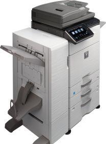 Sharp MXM365N 36 kopya A3 Siyah Beyaz Fotokopi Makinası