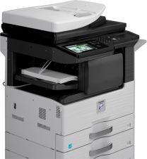 Sharp MXM354N 35 kopya A3 Siyah Beyaz Fotokopi Makinası