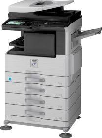 Sharp MXM314N 31 kopya A3 Siyah Beyaz Fotokopi Makinası