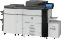 Sharp MXM1054 105 kopya A3 Siyah Beyaz Fotokopi Makinası