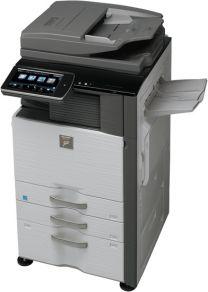 Sharp MX4141N 41 kopya A3 Renkli Fotokopi Makinası