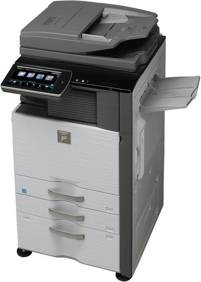 Sharp MX5141N 51 kopya A3 Renkli Fotokopi Makinası