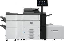 Sharp MX8090N 80 kopya A3 Renkli Üretim Baskı Makinesi