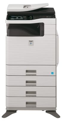 Sharp MXC381 38 Kopya A4 Renkli Fotokopi Makinası