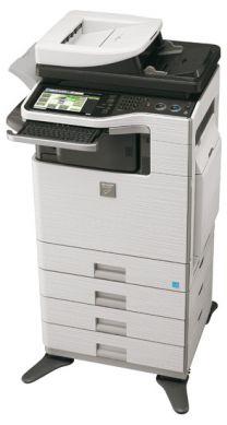 Sharp MXC382SC 38 Kopya A4 Renkli Fotokopi Makinası