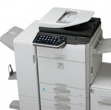 SHARP A3 A4 BLACK AND WHITE COPIERS AND PRINTERS