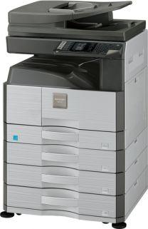 Sharp AR6020N 20 Kopya A3 Siyah Beyaz Fotokopi Makinası