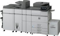 Sharp MXM754N A3 Siyah / Beyaz Fotokopi Makinası