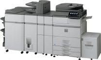 Sharp MXM654N A3 Siyah / Beyaz Fotokopi Makinası
