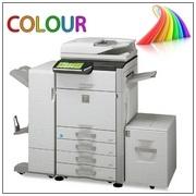 Sharp Renkli Fotokopi Makineleri