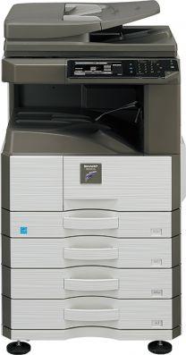 Sharp MXM266N 26 kopya A3 Siyah Beyaz Fotokopi, Yazıcı, Renkli Tarayıcı