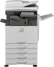 Sharp MX3550N (RSPF) 35 kopya A3 Renkli Fotokopi Makinesi