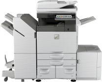 Sharp MX4060N (RSPF Model) 40 kopya A3 Renkli Fotokopi Makinasi