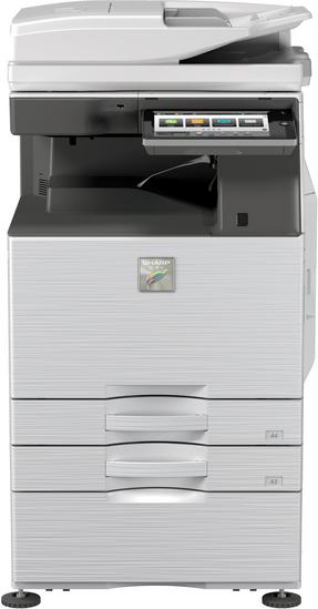 Sharp MX3050N (RSPF) 30 kopya A3 Renkli Fotokopi Makinasi