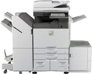 Sharp MX3050N | MX3550N | MX4050N Griffin serisi çok fonksiyonlu Yazıcı Tarayıcı, Fotokopi makinaları