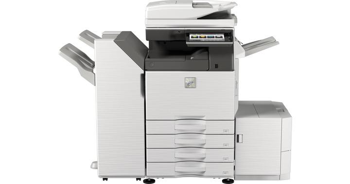 Sharp MXM3550 35 cpm A3 600dpi RSPF Siyah Beyaz Fotokopi Makinası