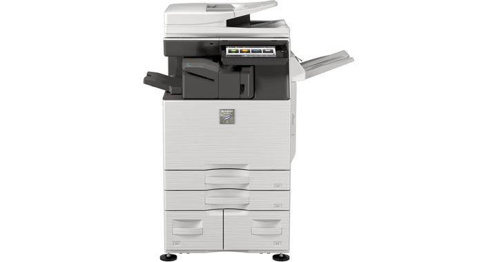 Sharp MXM3570 35 cpm A3 1200dpi HDD DSPF Siyah Beyaz Fotokopi Makinası