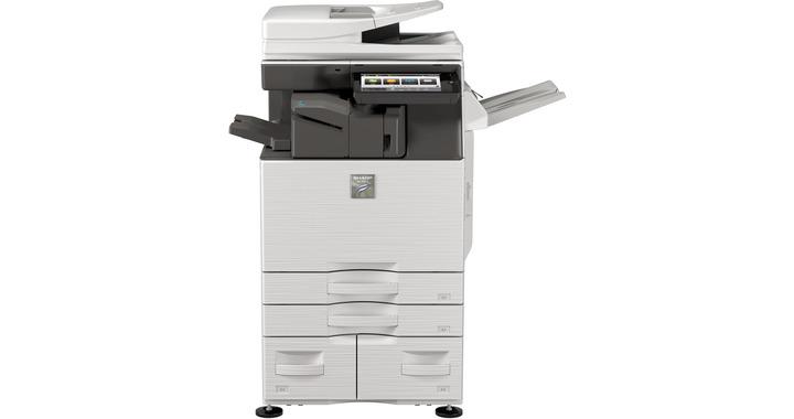 Sharp MXM6070 60 cpm A3 1200dpi HDD DSPF Siyah Beyaz Fotokopi Makinası