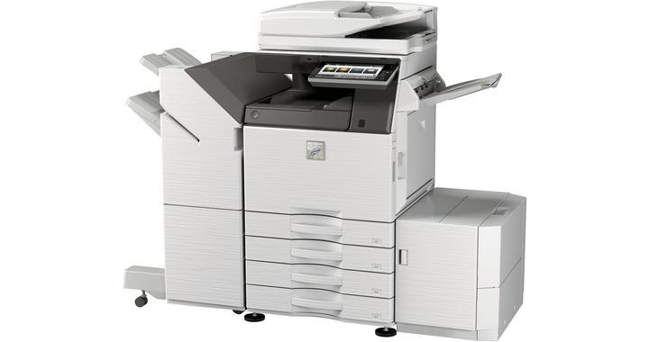 Sharp MXM3070 30 cpm A3 1200dpi HDD DSPF Siyah Beyaz Fotokopi Makinası