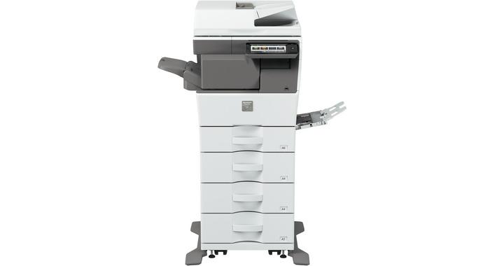 Sharp MXB455W 45 cpm A4 600dpi DSPF Siyah Beyaz Fotokopi Makinası