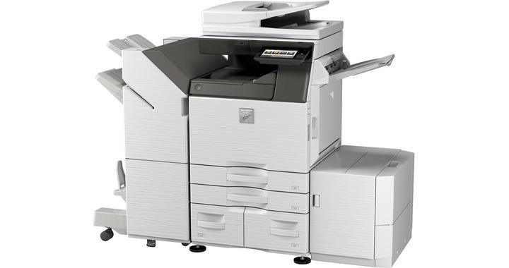 Sharp MXM2630 A3 26 cpm 600 dpi RSPF Siyah Beyaz Fotokopi Makinası